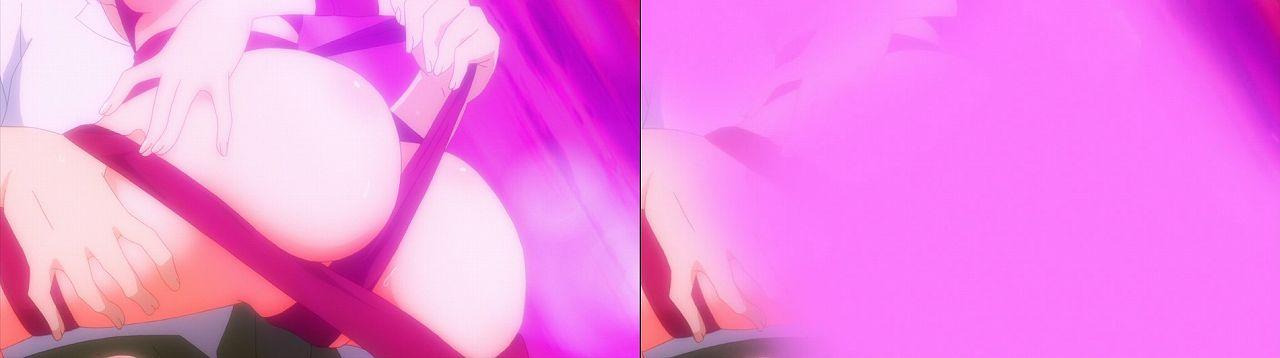 Censored vs Uncensored To LOVE-Ru Darkness 2nd Season Blu-Ray anime 96