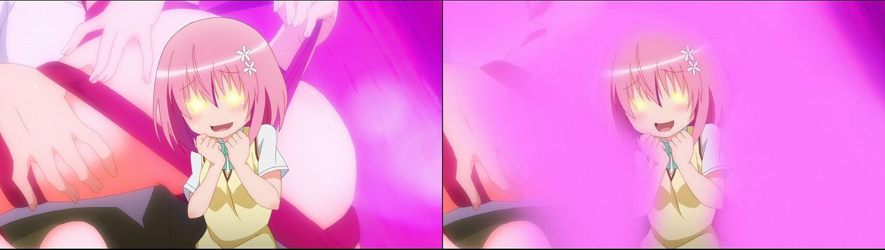 Censored vs Uncensored To LOVE-Ru Darkness 2nd Season Blu-Ray anime 98
