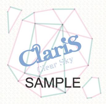 ClariS_Clear_Sky_Album_Cover_SAMPLE_Haruhichan.com