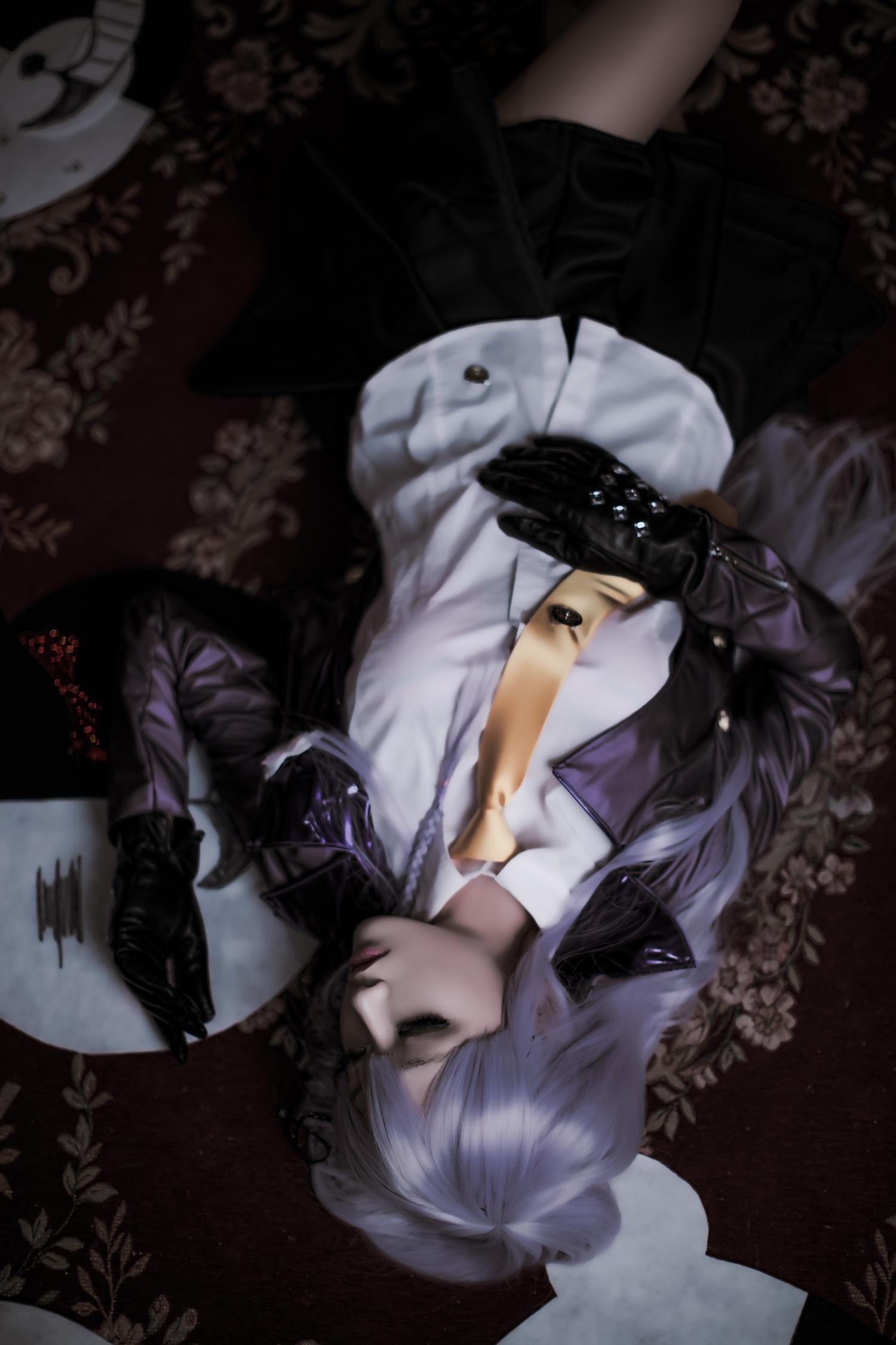 Classy Kyouko Kirigiri Cosplay by Aza Miyuko haruhichan.com Danganronpa Kibou no Gakuen to Zetsubou no Koukousei Kyouko Kirigiri cosplay 22