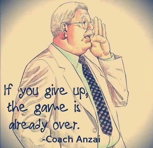 Coach Anzai Slam Dunk quote haruhichan.com anime