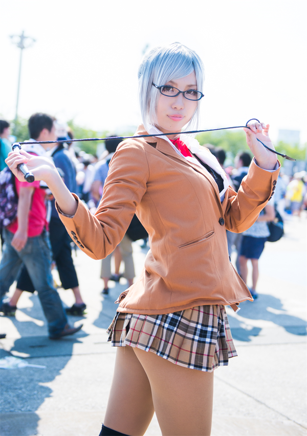 Comiket 88 Anime Cosplay Day 1 106