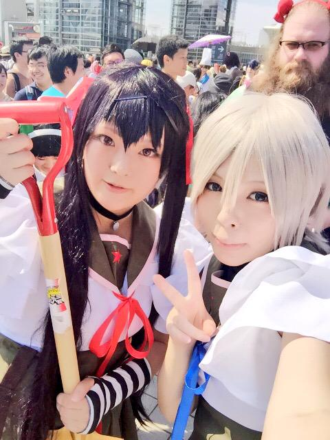 Comiket 88 Anime Cosplay Day 1 116