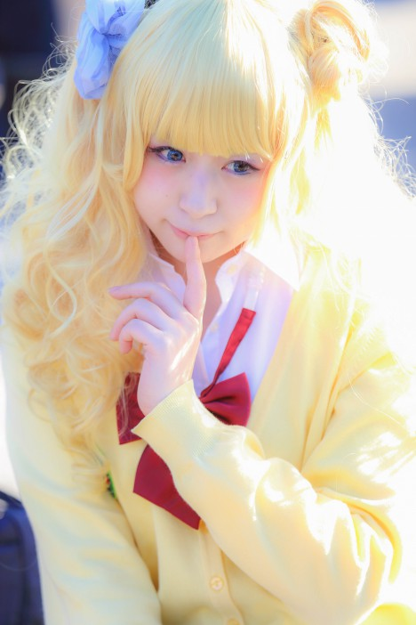 Comiket 89 Anime Manga Cosplay Day 1 0085