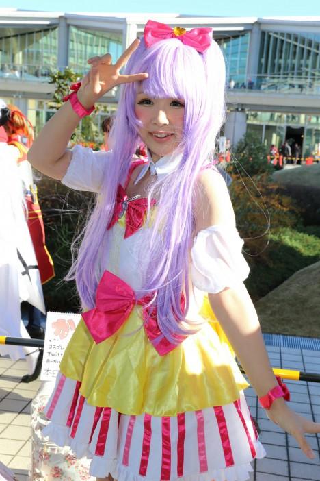 Comiket 89 Anime Manga Cosplay Day 1 0099