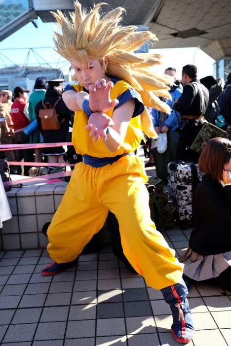 Comiket 89 Anime Manga Cosplay Day 1 0107
