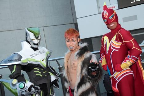 Comiket 89 Anime Manga Cosplay Day 1 0111