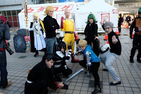 Comiket 89 Anime Manga Cosplay Day 1 0112