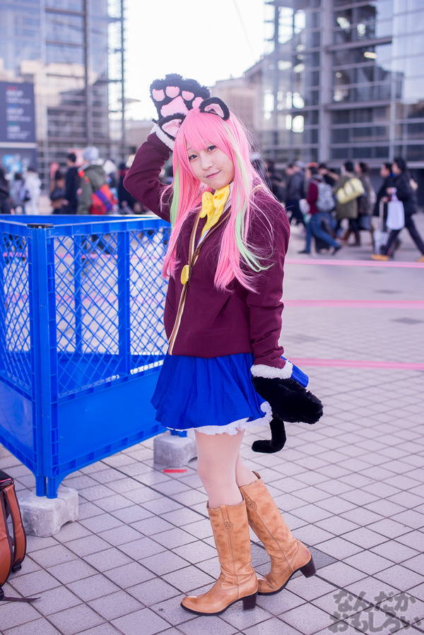 Comiket 89 Cosplay Anime Cosplay day 2 0014