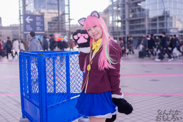 Comiket 89 Cosplay Anime Cosplay day 2 0018
