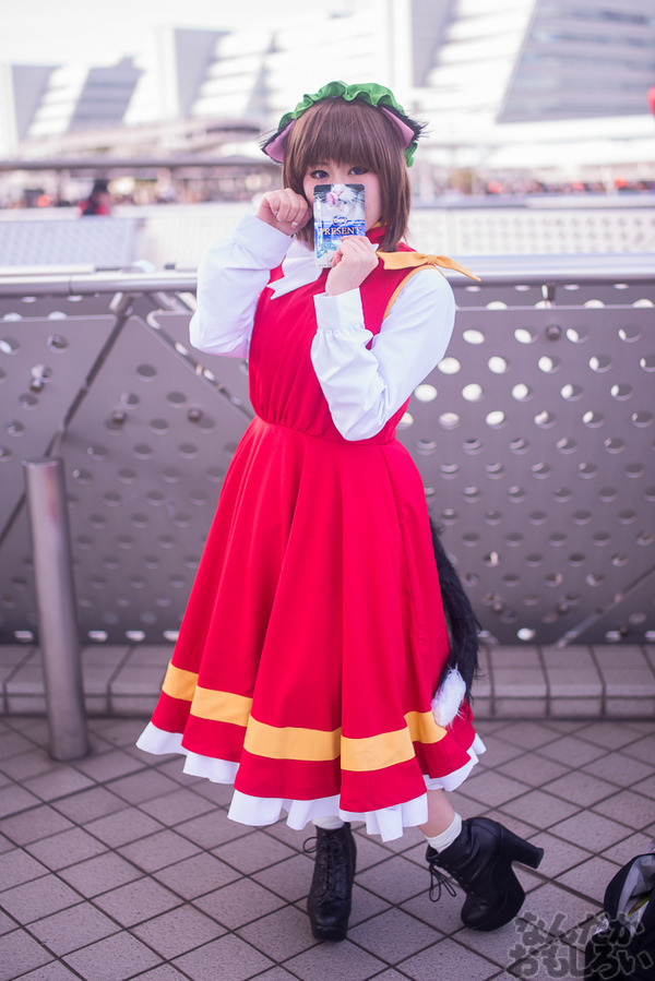 Comiket 89 Cosplay Anime Cosplay day 2 0019