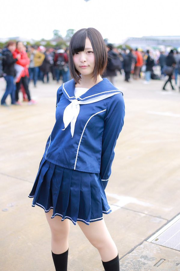 Comiket 89 Cosplay Anime Cosplay day 2 0031