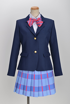 Cospa Re-Releases Uniforms for Aspiring School Idols 4