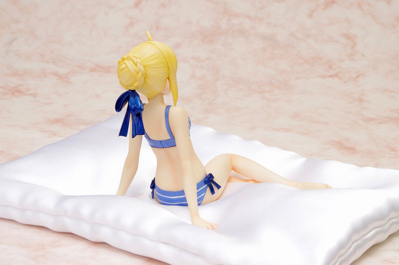 Create Your Own Saber Harem with These Lingerie Saber Figures haruhichan.com Fate Stay Night Saber Lingerie figure 02