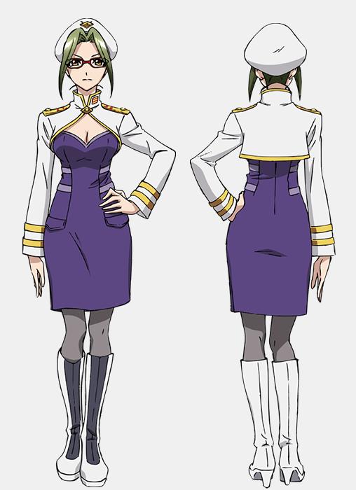 Cross Ange Tenshi to Ryuu no Rondo anime character Emma haruhichan.com-クロスアンジュ 天使と竜の輪舞-Fall-2014-anime 1