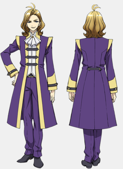 Cross Ange Tenshi to Ryuu no Rondo anime character Julio haruhichan.com-クロスアンジュ 天使と竜の輪舞-Fall-2014-anime 1