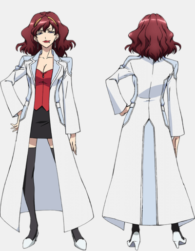 Cross Ange Tenshi to Ryuu no Rondo anime character Maggy haruhichan.com-クロスアンジュ 天使と竜の輪舞-Fall-2014-anime 1
