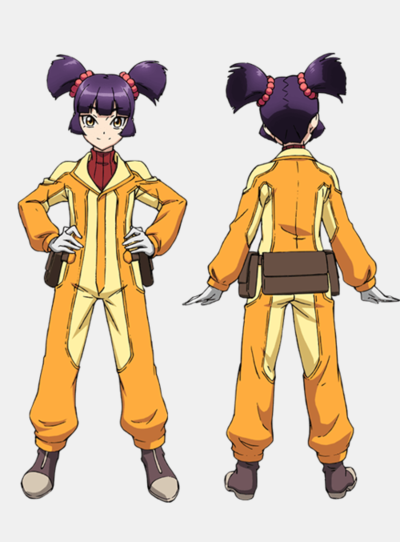 Cross Ange Tenshi to Ryuu no Rondo anime character Mei haruhichan.com-クロスアンジュ 天使と竜の輪舞-Fall-2014-anime 1