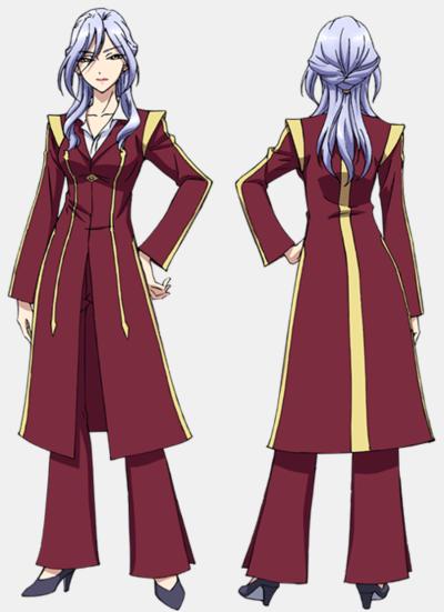Cross Ange Tenshi to Ryuu no Rondo anime character Riza haruhichan.com-クロスアンジュ 天使と竜の輪舞-Fall-2014-anime 1