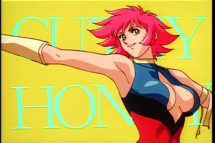 Cutest Red-Head Character in Anime Here's the Favorites According to Fans Honey Kisaragi Cutie Honey
