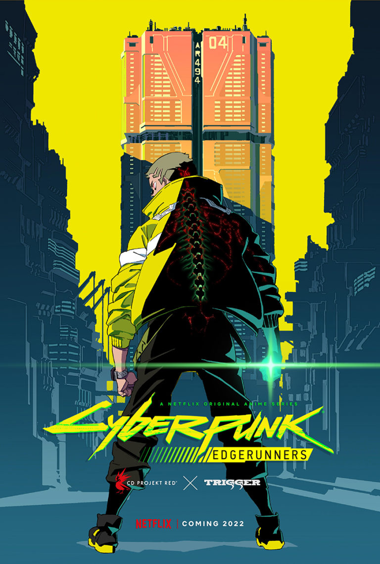 Original Anime Series Cyberpunk: Edgerunners by Studio Trigger Slated for 2022 on Netflix'