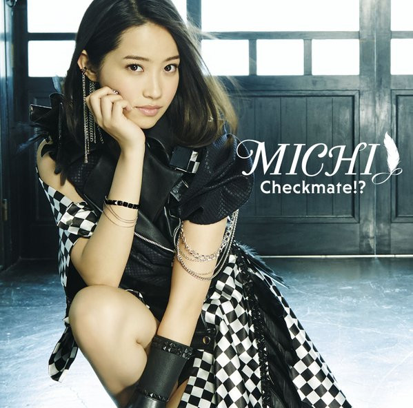 Dagashi Kashi opening theme song Checkmate by Michi CD cover 2