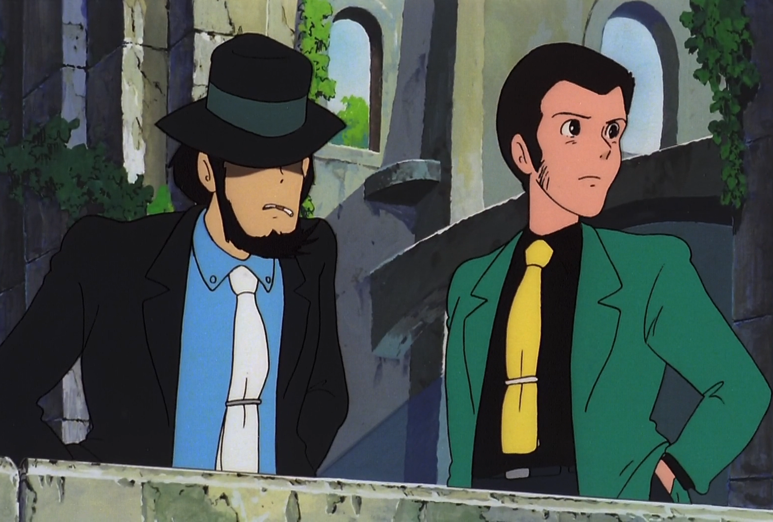 Daisuke and Lupin III_Haruhichan.com_