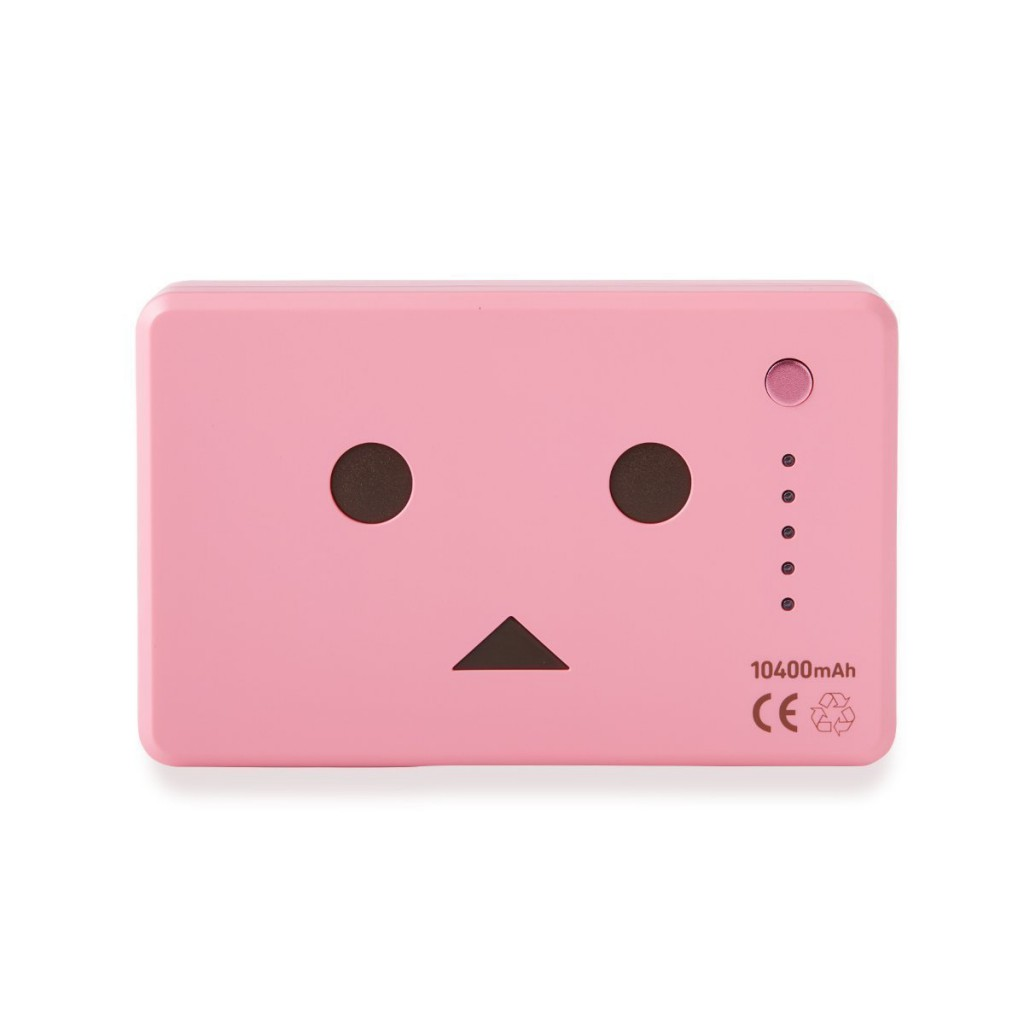 Danboard Battery Charger Strawberry