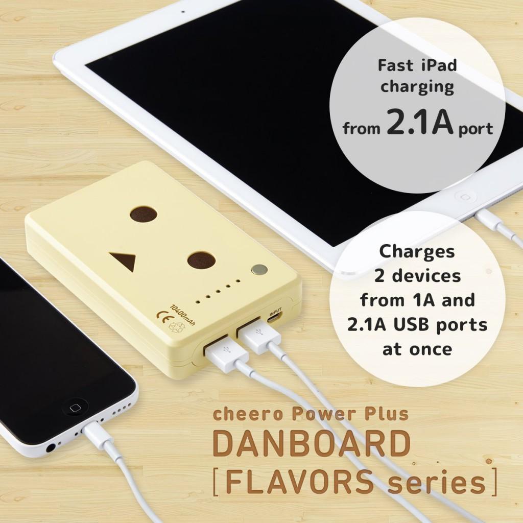 Danboard Battery Charger Vanilla Description 2