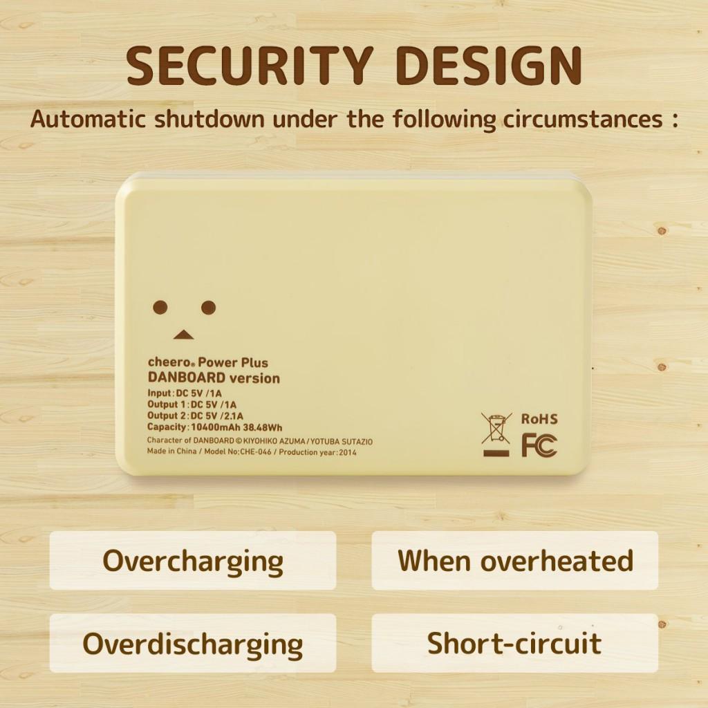 Danboard Battery Charger Vanilla Description 4