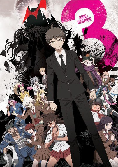Danganronpa 3 Anime Visuals for Both Arcs Revealed 2