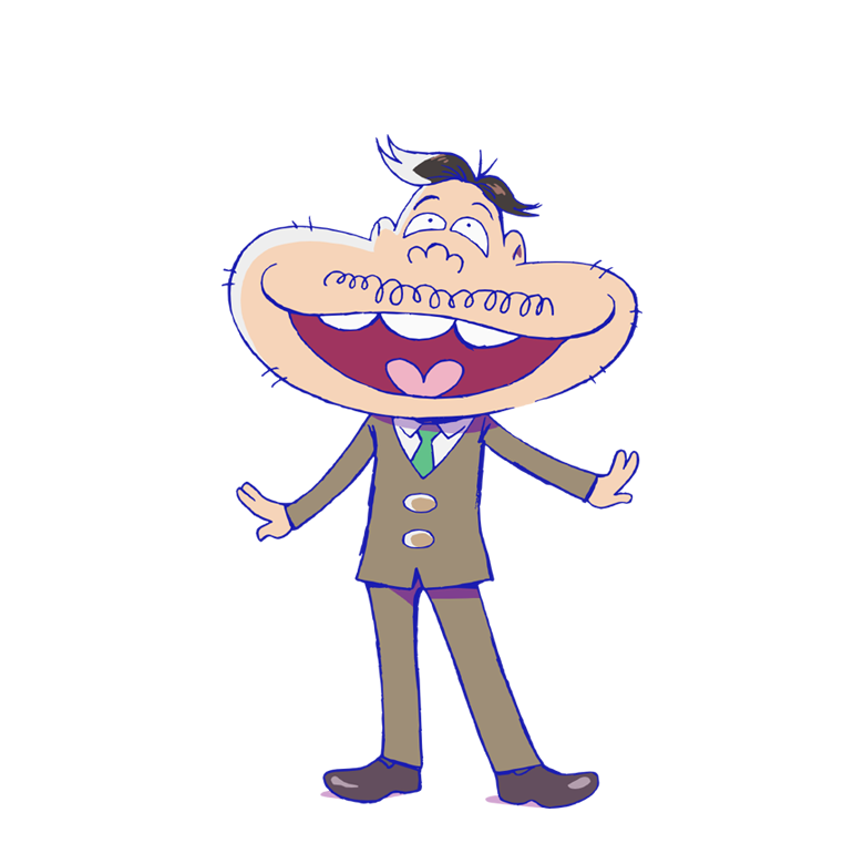 Dayoon Character Design