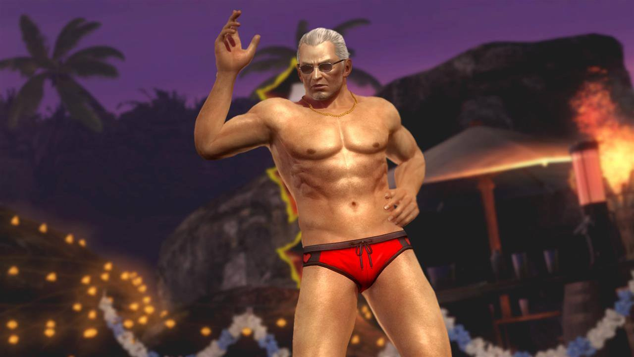 Dead or Alive 5- Last Round Gets Romantic with Valentine's Costumes 0002