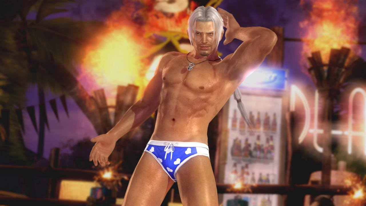 Dead or Alive 5- Last Round Gets Romantic with Valentine's Costumes 0018