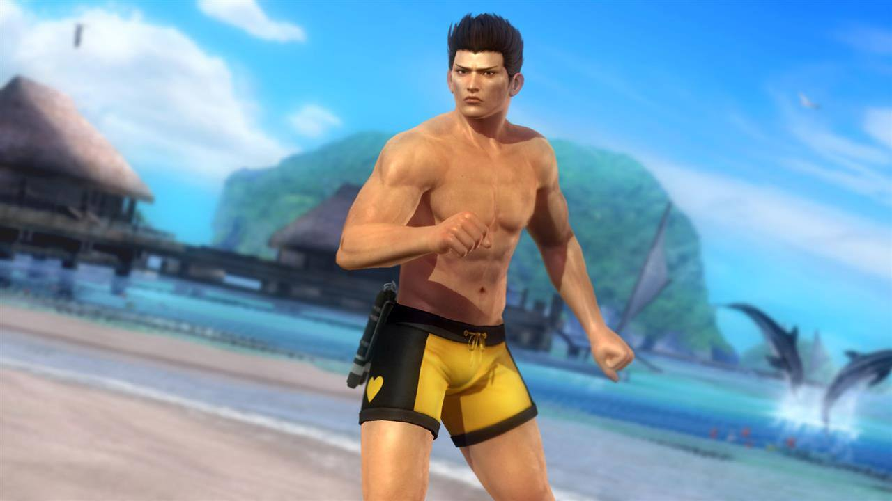 Dead or Alive 5- Last Round Gets Romantic with Valentine's Costumes 0019