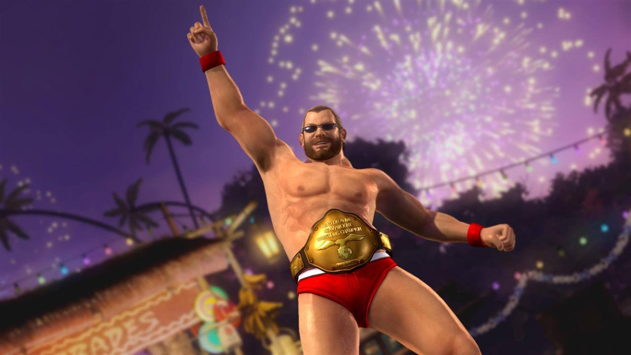 Dead or Alive 5- Last Round Gets Romantic with Valentine's Costumes 0031