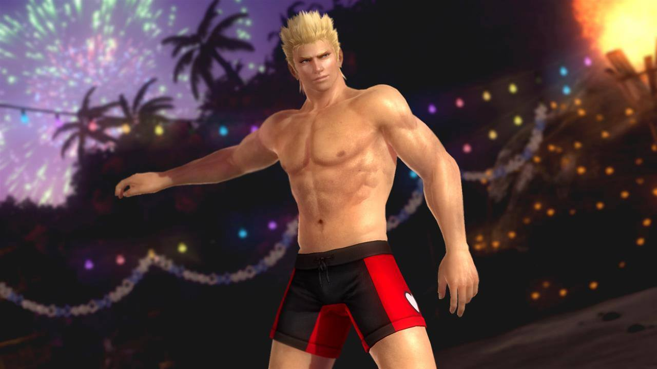 Dead or Alive 5- Last Round Gets Romantic with Valentine's Costumes 0037