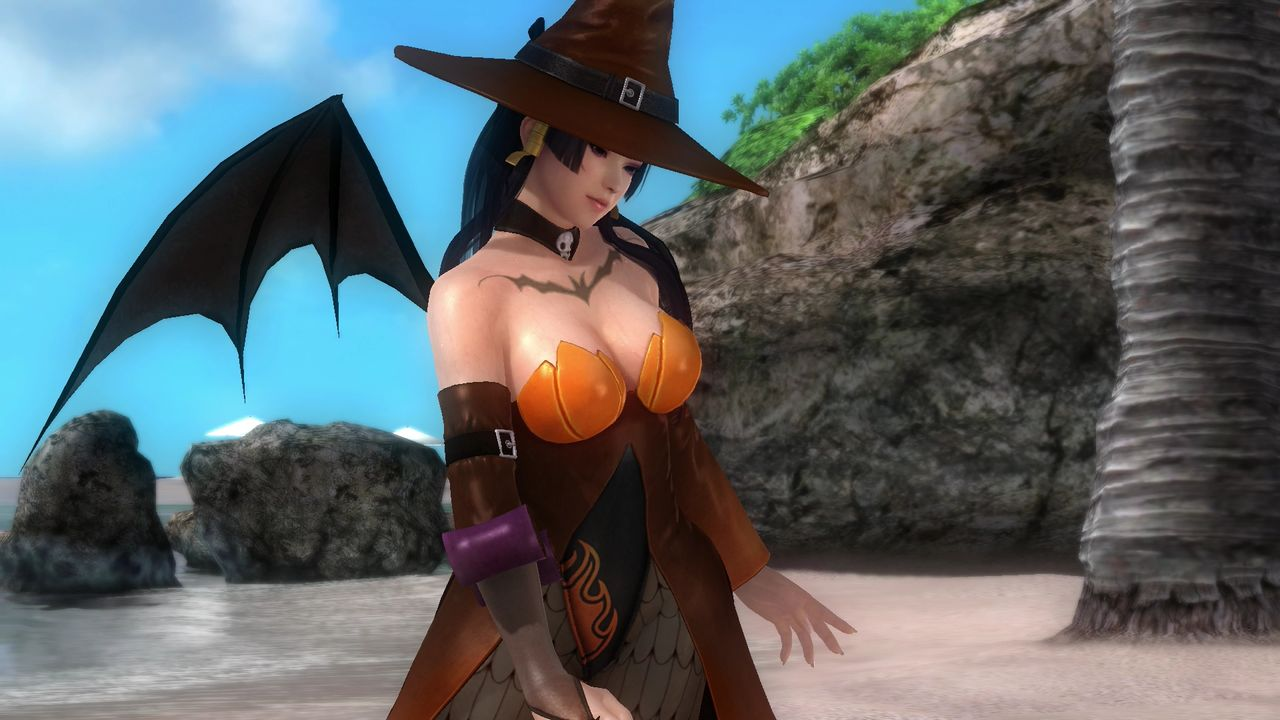 Dead or Alive 5 Last Round Gets Spooky with Halloween Costumes 20