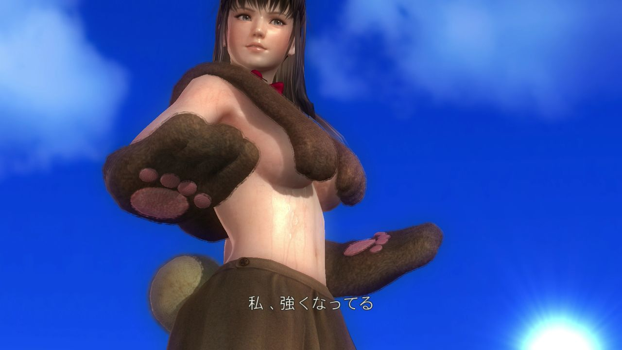 Dead or Alive 5 Last Round Gets Spooky with Halloween Costumes 24