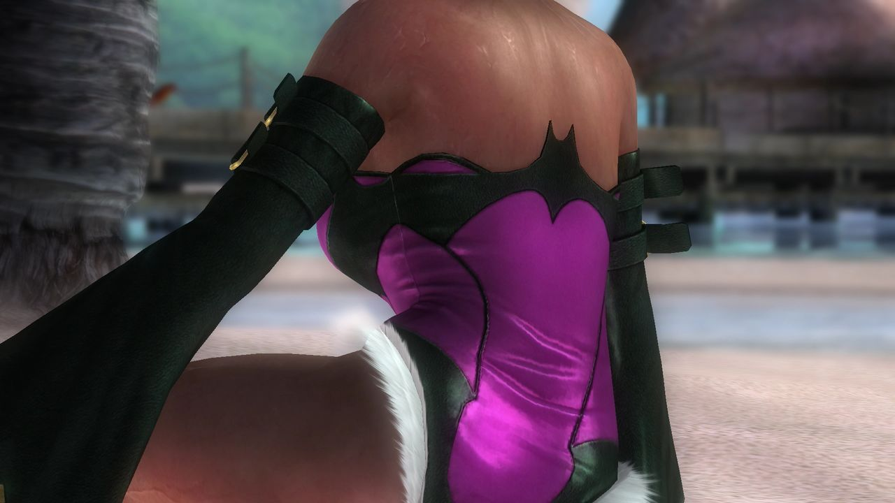 Dead or Alive 5 Last Round Gets Spooky with Halloween Costumes 27