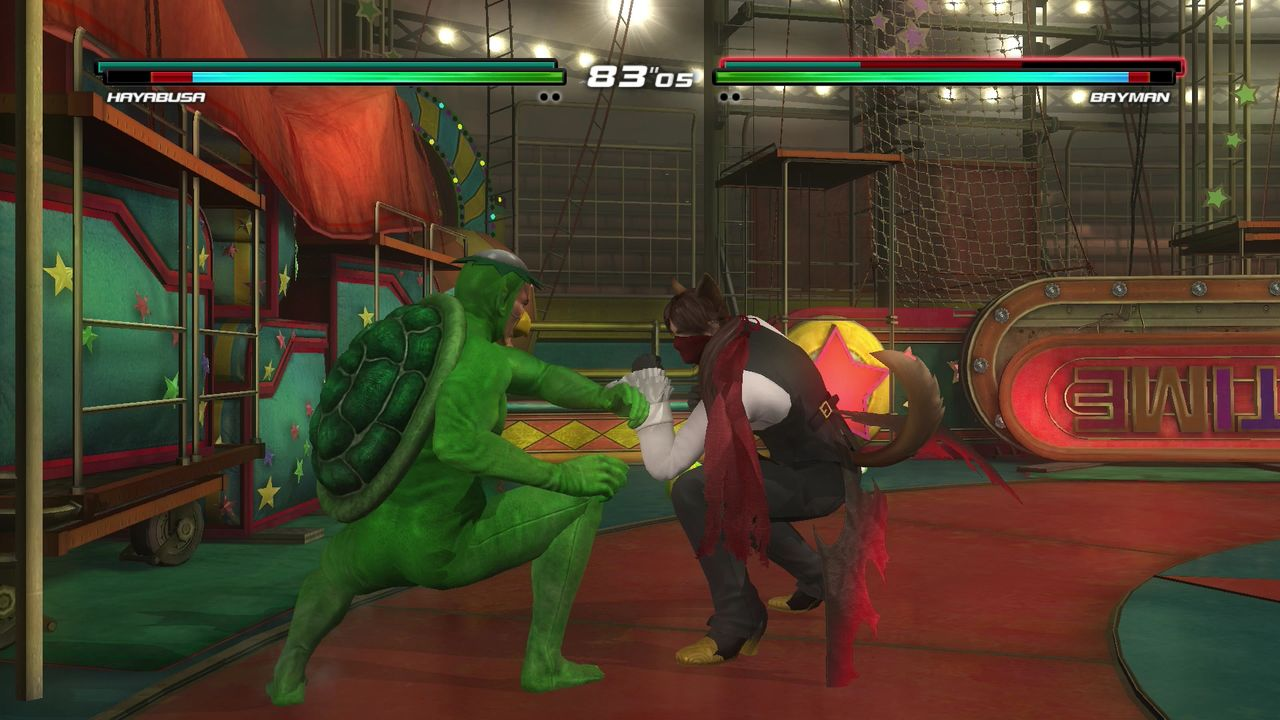 Dead or Alive 5 Last Round Gets Spooky with Halloween Costumes 30