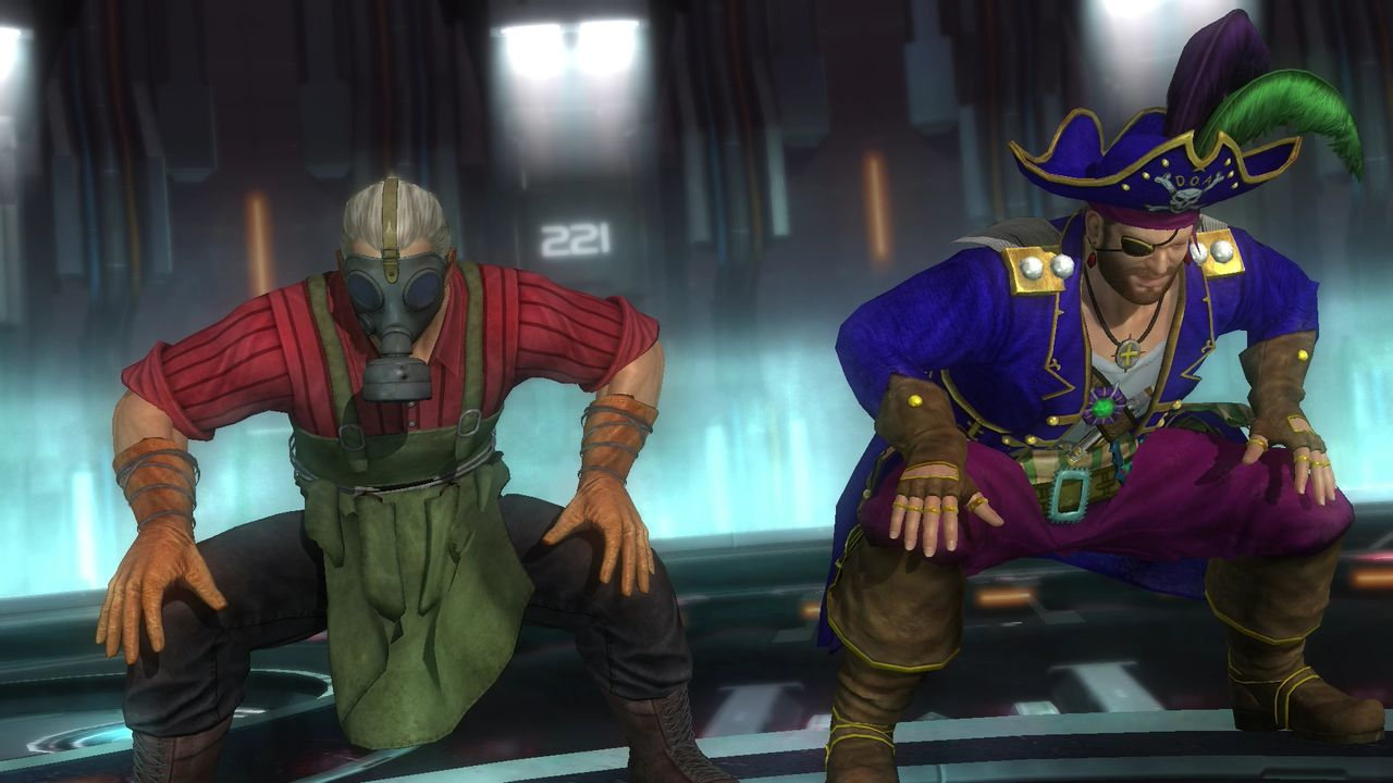 Dead or Alive 5 Last Round Gets Spooky with Halloween Costumes 34