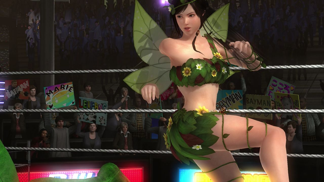 Dead or Alive 5 Last Round Gets Spooky with Halloween Costumes 36