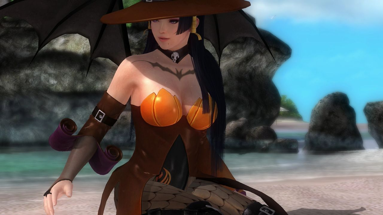 Dead or Alive 5 Last Round Gets Spooky with Halloween Costumes 38