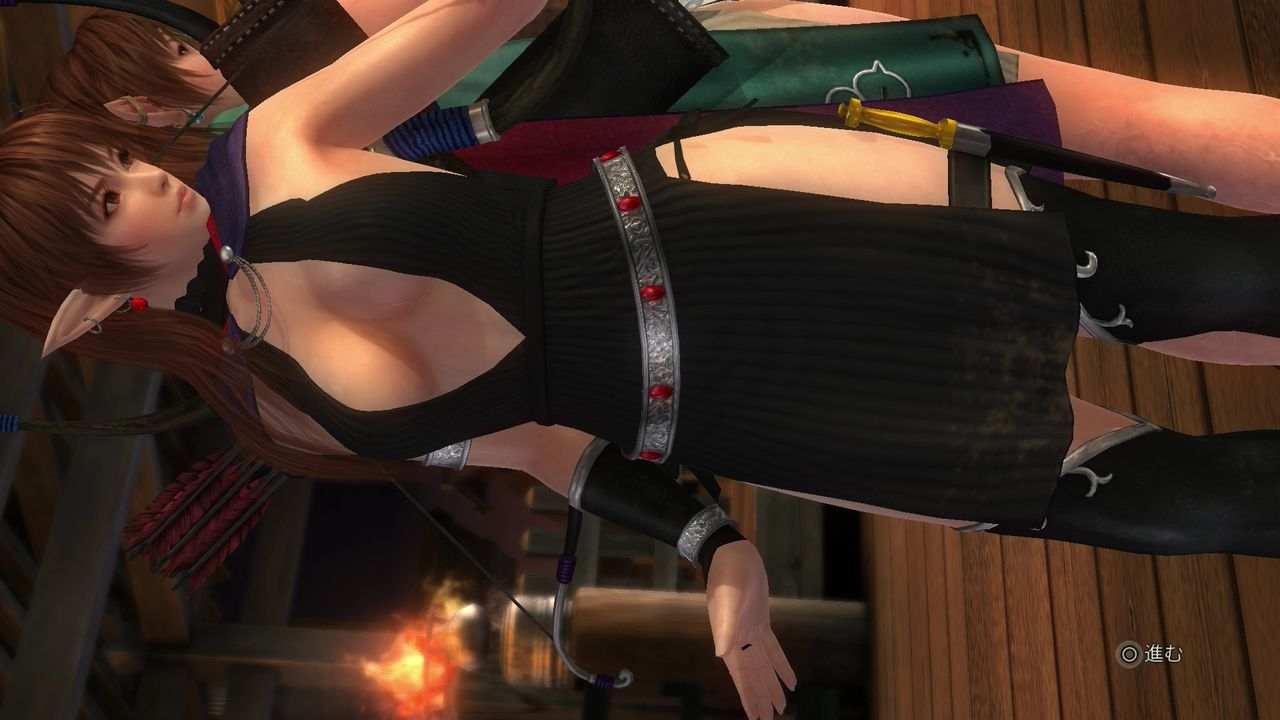 Dead or Alive 5 Last Round Gets Spooky with Halloween Costumes 51