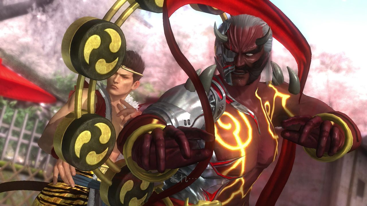 Dead or Alive 5 Last Round Gets Spooky with Halloween Costumes 56
