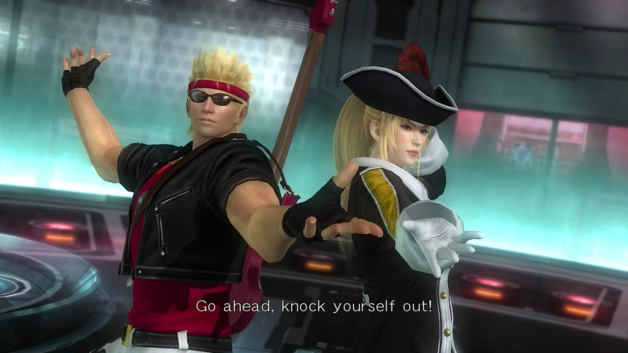 Dead or Alive 5 Last Round Gets Spooky with Halloween Costumes 61