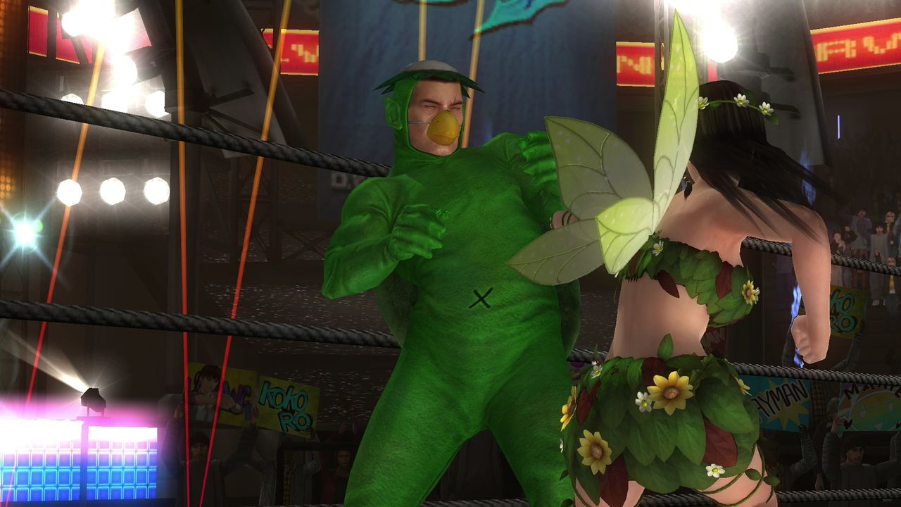 Dead or Alive 5 Last Round Gets Spooky with Halloween Costumes 62