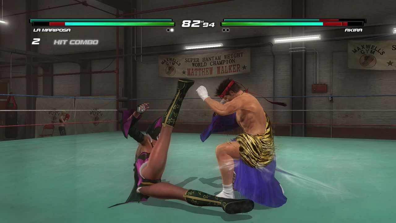 Dead or Alive 5 Last Round Gets Spooky with Halloween Costumes 7