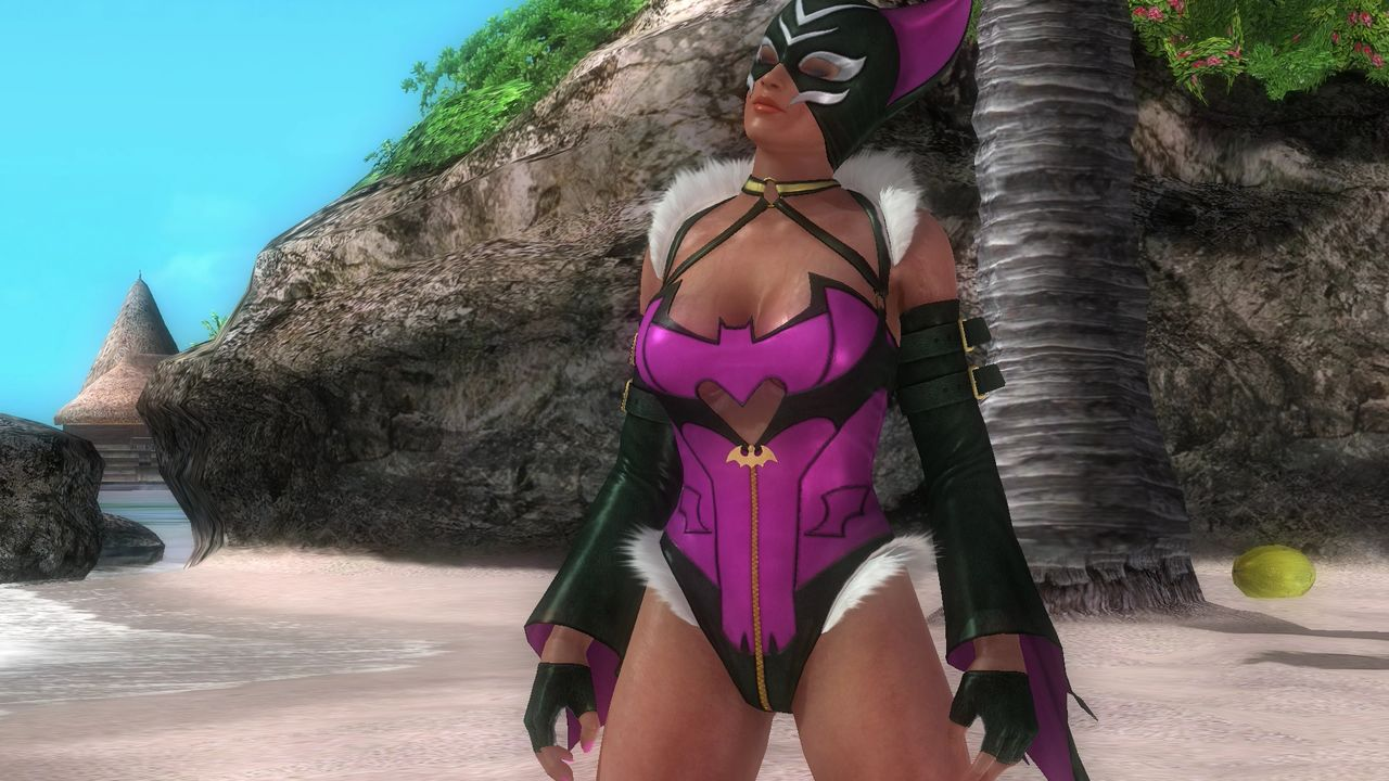Dead or Alive 5 Last Round Gets Spooky with Halloween Costumes 73